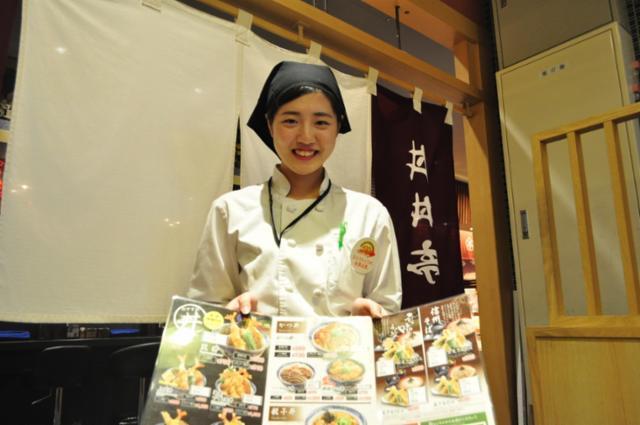丼丼亭 梅田ホワイティ店の画像・写真